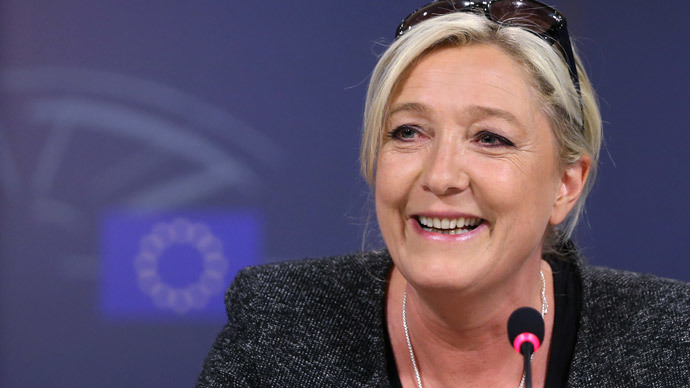 ​Le Pen on Ukraine crisis: US pursuing own interests, not those of EU