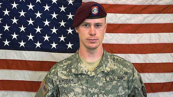 Army Sgt. Bowe Bergdahl (AFP Photo / Habdout / US Army)