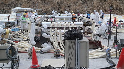 ​Tunnel vision: Plan to put Fukushima on ice hits snag