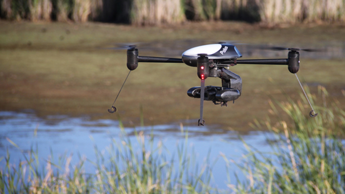 FAA mulls granting Hollywood studios a license to drone