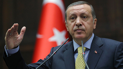 Turkey's Erdogan: 'I stopped talking to Obama'
