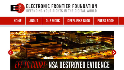 Secret programs to stay secret: Court sides with NSA in surveillance lawsuit