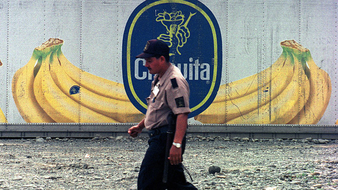 ​Chiquita aggressively lobbying against 9/11 victims' bill – report