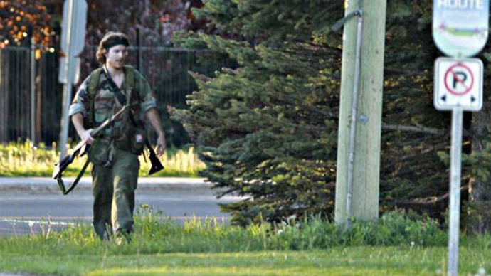 RCMP shooting: 3 police officers killed in gunman rampage in Canada