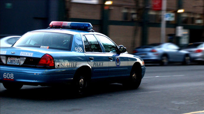 Seattle cop who stomped on handcuffed man's head cleared of wrongdoing
