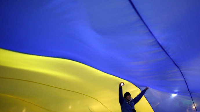 East, west Ukraine at odds over country's future – Gallup poll