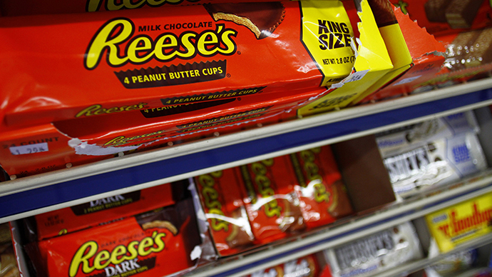 Hershey's unamused by 'Reefer's Cups,' sues for trademark infringement