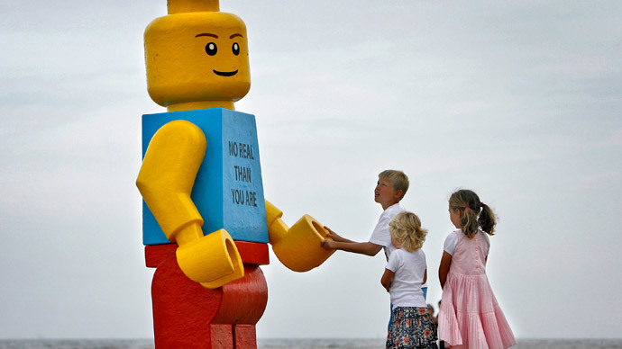 UK govt removes Lego from anti-Scottish independence campaign