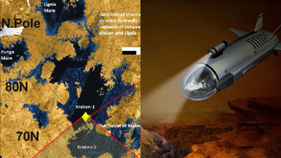 NASA 'smells' Saturn's moon Titan, finds it 'aromatic'