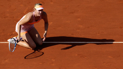 'Toughest grand slam final ever': Russia's Sharapova wins Roland Garros (PHOTOS)