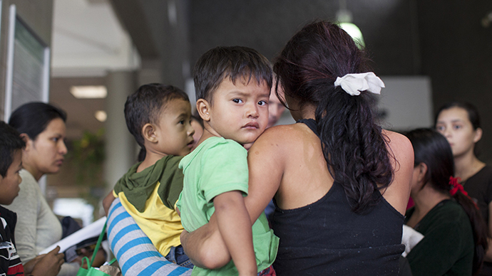 Outrage in Arizona: US dumps hundreds of illegal migrant kids in AZ warehouses