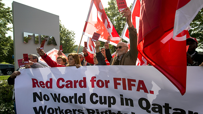 'Millions to Thailand': New charges in Qatar's World Cup case as Sony, Adidas call for probe