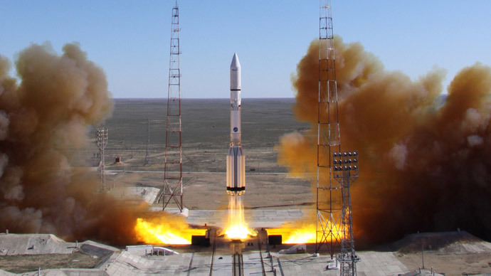 Proton.(AFP Photo)