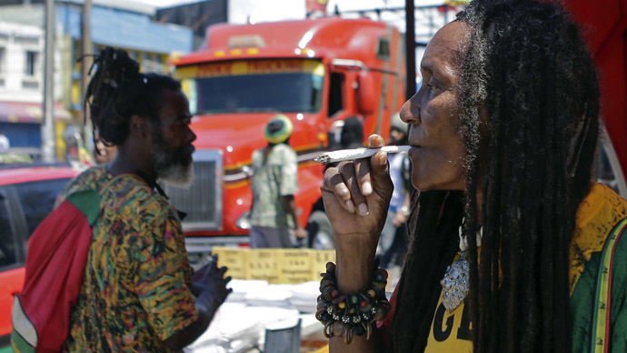 'Enlightened approach': Jamaica relaxes ban on marijuana possession
