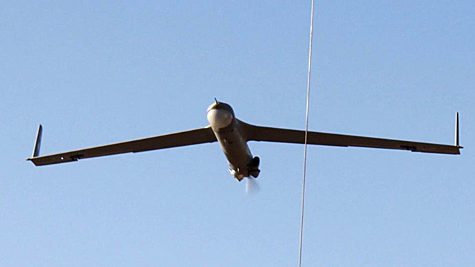 US conducted secret drone missions over Iraq