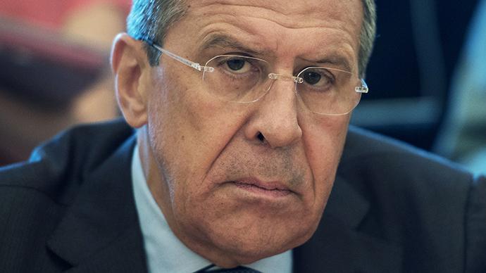 Russian Foreign Minister Sergey Lavrov (RIA Novosti / Ramil Sitdikov)