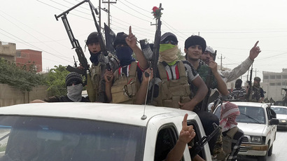 Fighters of the Islamic State of Iraq and the Levant (Reuters)