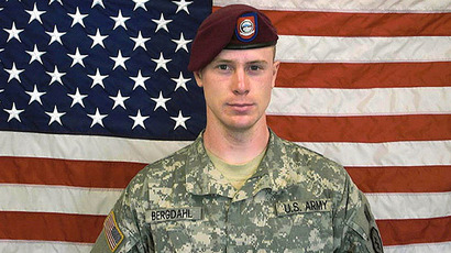 US soldier Bowe Bergdahl (AFP Photo / US Army)