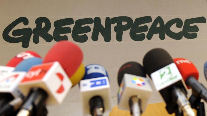 how to cancel greenpeace donation