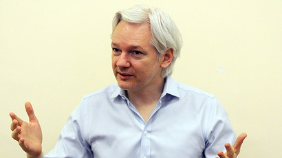Wikileaks founder Julian Assange (AFP Photo / Pool)