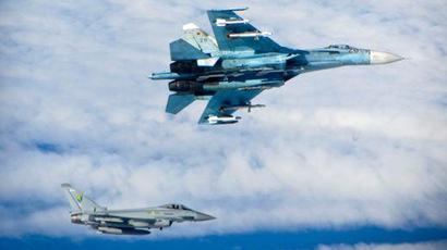 Russian nuclear-capable bombers 'tested' US air defenses 16 times in last 10 days