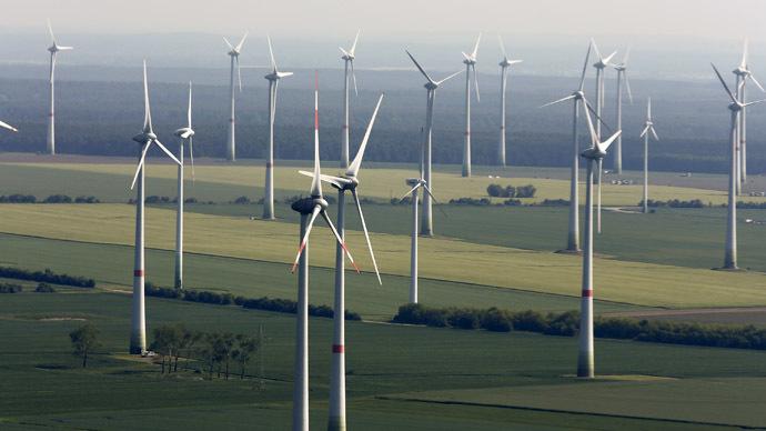 Renewable energy initiatives up 10x in last decade