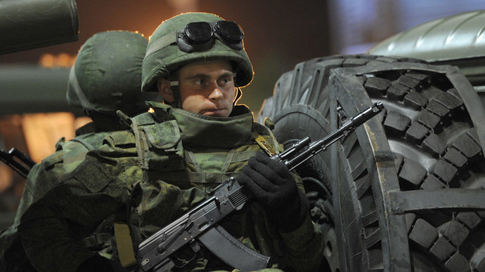 Russia deployed more troops to Ukraine border to ensure security – Kremlin