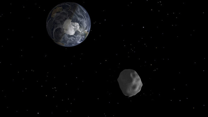 'Take it to the Moon': NASA plans to grab asteroid that just whizzed past Earth