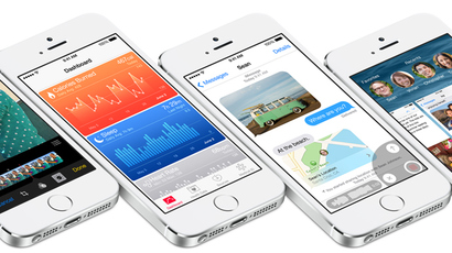 iOS 8 (Image from apple.com)