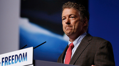 U.S. Senator Rand Paul (R-KY) (Reuters / Larry Downing)