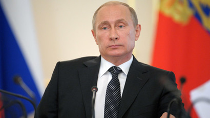 Putin asks Upper House to repeal decision allowing use of military force in Ukraine