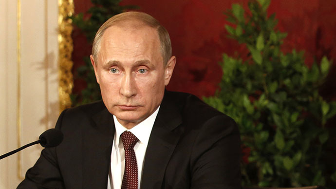 Putin: Weeklong cease-fire in Ukraine should be extended, accompanied by talks