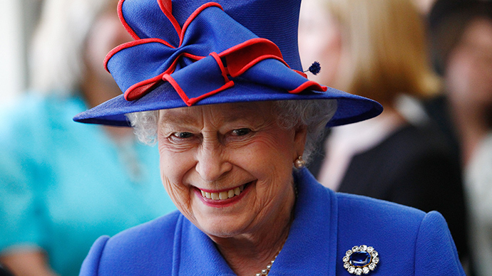 Britain's Queen Elizabeth II (Reuters / Andrew Winning)