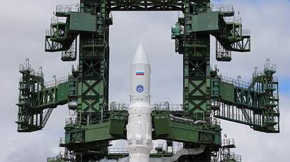 Russia test launches first newly designed 'Angara' space rocket