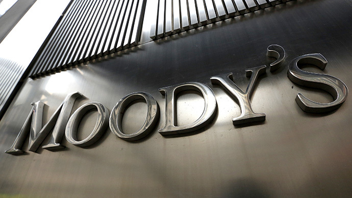 Moody's cuts Russia's rating outlook to 'negative'