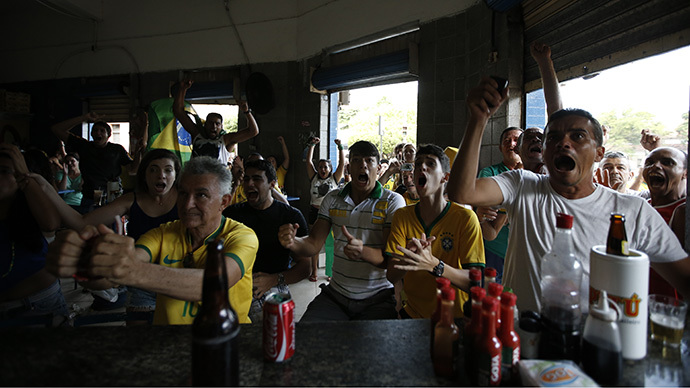 Deadly penalties: Brazil fan has heart attack during World Cup game vs Chile