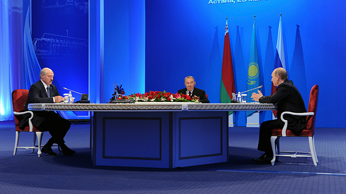 Belarus and Kazakhstan refuse to accept Russian trade cuts on Ukraine