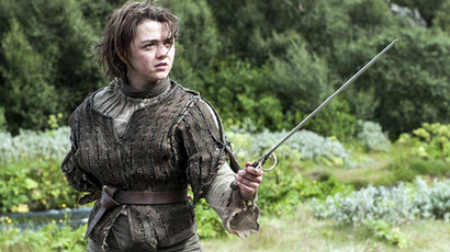 Arya Stark - the breakout name of the series. (Photo: HBO)