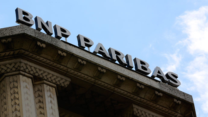 BNP Paribas agrees to record $8.8bn settlement for US sanctions violations