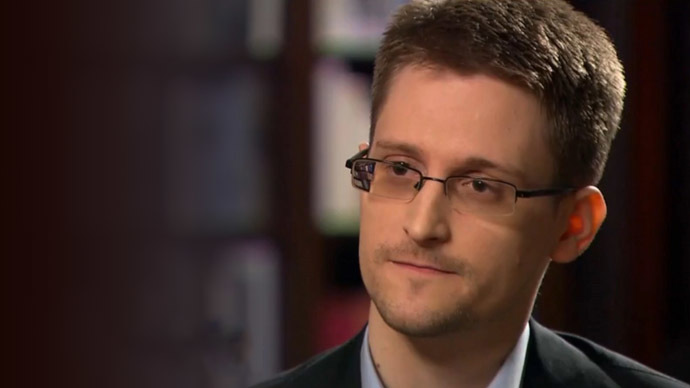 Edward Snowden (AFP Photo/NBC News)