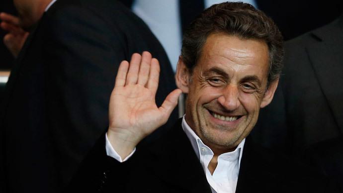 Former French President Nicolas Sarkozy.(Reuters / Gonzalo Fuentes)