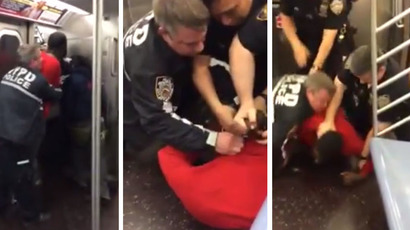 'Manspreading': New misdemeanor plaguing NYC subway, first arrests reported