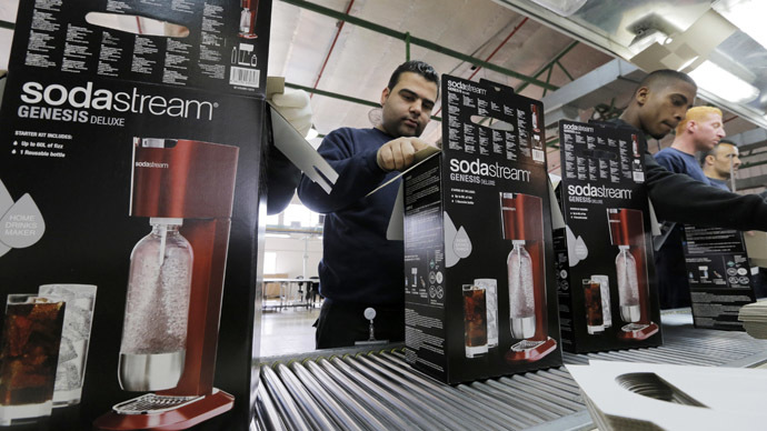 Israel's SodaStream closes main UK store after 2-yr boycott campaign