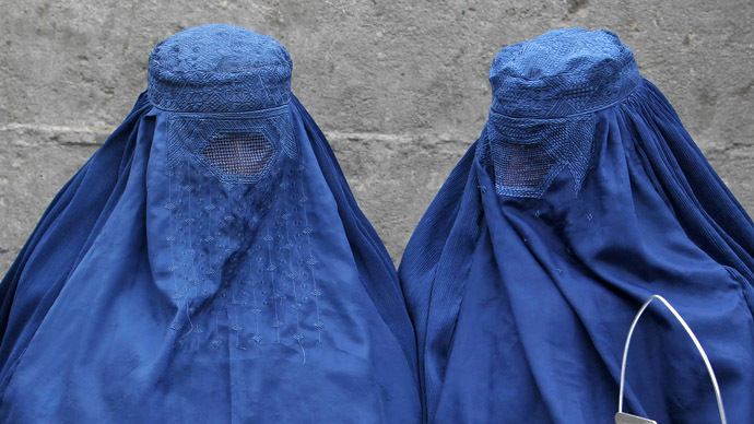 French ban on face covering