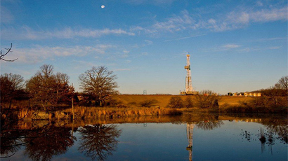 New Dominion disposal well in Oklahoma (Photo: New Dominion)