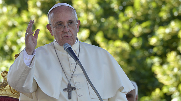 Exploiting nature 'sin' of our time – Pope