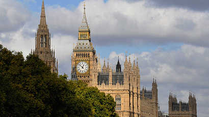 The Palace of Westminster (Reuters / Kieran Doherty)