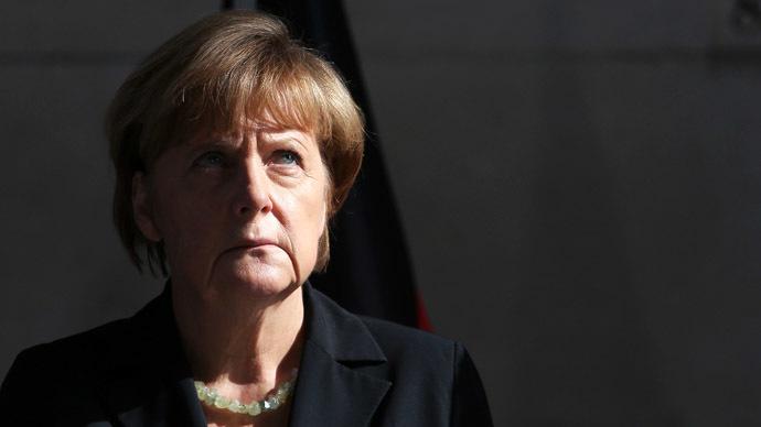Germany's Chancellor Angela Merkel (Reuters/Francois Lenoir)