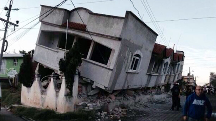 5 dead as 6.9-magnitude earthquake rocks southern Mexico, Guatemala