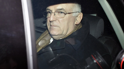 Richard Dearlove, former head of Britain's overseas intelligence service (AFP Photo)